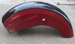 Motorcycle Fender With Reflectors For Yamaha Star 650 for Sale in Lake Elsinore, CA
