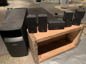 Bose Acoustimass 10 IV System for Sale in Columbus, OH