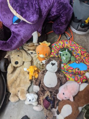 Stuffed animals for Sale in Travelers Rest, SC