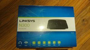 Linksys N300 Wi-Fi router for Sale in Houston, TX