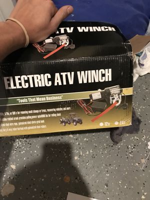 Atv 12v wrench / electric for Sale in Halethorpe, MD