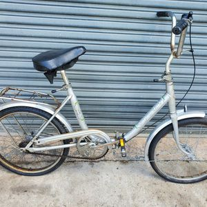 ROG Foldable Bicycle 3 Speed Complete Needs Restoration for Sale in Miami Shores, FL