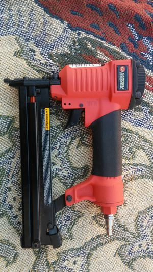 Campbell hausfeld aie staple nailer for Sale in Troy, MI