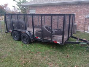 Trailer for sale for Sale in Terrell, TX