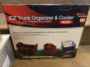 Car portable cooler for road trips, etc. for Sale in Simi Valley, CA