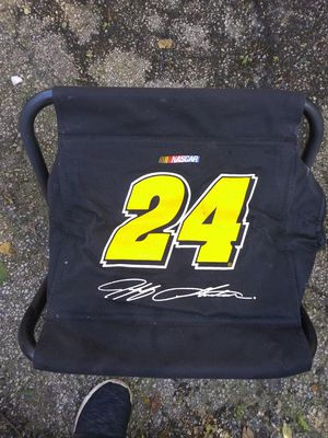 NASCAR folding seat for Sale in Minooka, IL