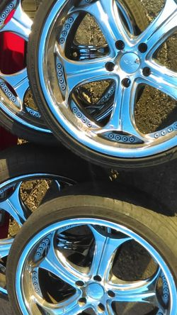 """20"""" Rims Only for Sale in Rancho Cucamonga,  CA"""