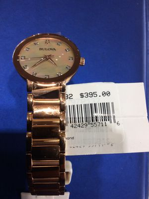Bulova Watch for Sale in Los Angeles, CA