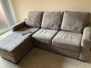 Like new sectional couch - $199 for Sale in Milpitas, CA
