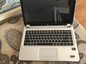 HP touch screen laptop for Sale in Eldersburg, MD
