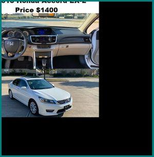 ֆ14OO_2013 Honda Accord EX-L for Sale in Hartford, CT