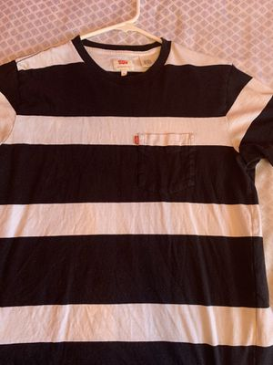 Levi's Stripped T Shirt for Sale in Perris, CA