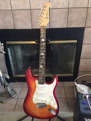 Jay turser vine inlay guitar for Sale in Omaha, NE