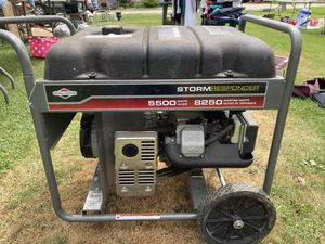 Craftsman Generator Storm for Sale in Oak Forest, IL