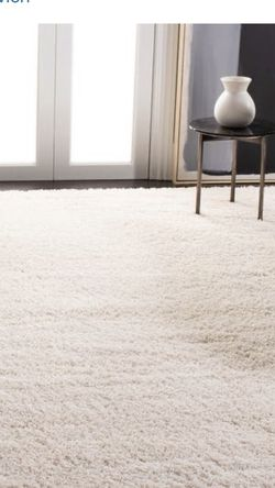 BRAND NEW 8 X 10 Ivory Rug for Sale in Toms River,  NJ