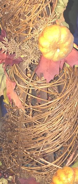 Fall Topiary Decor for Sale in Phoenix,  AZ