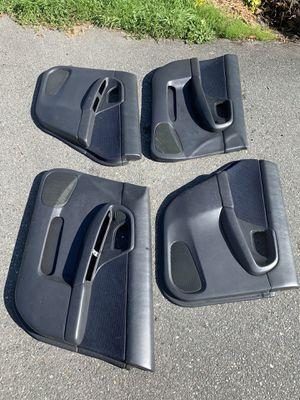 Subaru WRX door cards for Sale in Woodway, WA