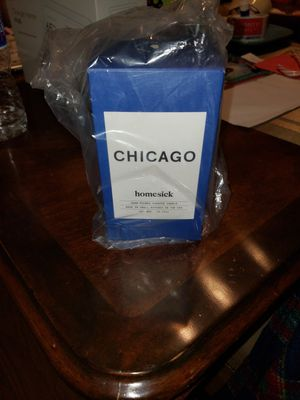Homesick Chicago Soy Candle for Sale in Darnestown, MD