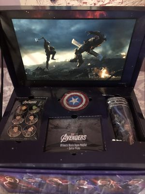 New Disney's Avengers Endgame Movie Club Exclusive Bundle-Sold Out for Sale in Cypress, TX