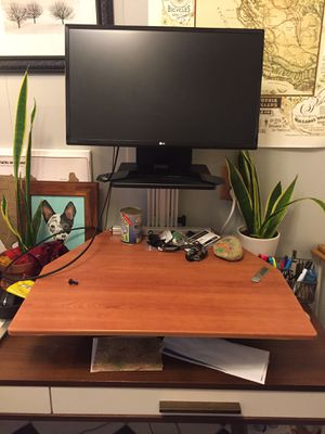 Stand up desk for Sale in Oakland, CA