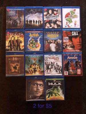 Movies for Sale in San Diego, CA