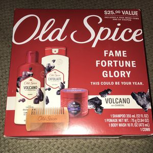 Old Spice Gift Box for Sale in East Bend, NC