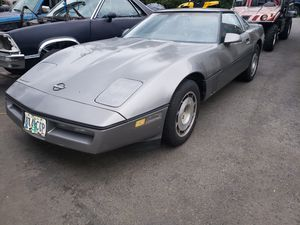 1984 Chevy Corvette for Sale in Fall City, WA