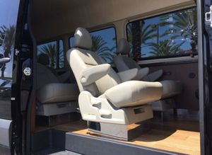 New captain seats for sprinter, transit, pro master RV van conversion for Sale in Inglewood, CA