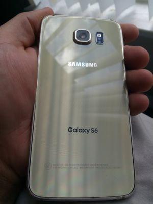 Samsung Galaxy S6 GOLD for Sale in Orlando, FL