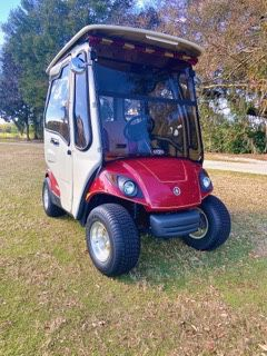 2009 Gas Yamaha Curtis Cab for Sale in Summerfield, FL