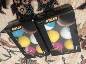 Eclipse Nitro Golf Balls for Sale in Lorton, VA