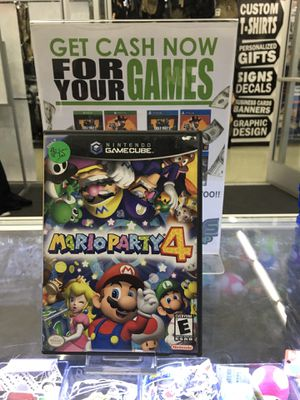 Mario Party 4 - Nintendo Gamecube for Sale in San Bernardino, CA