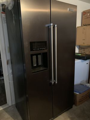 Kitchen Aid French Door Refrigerator Used for Sale in Imperial Beach, CA