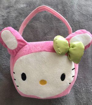 Easter Egg Hunt Basket Hello Kitty Plush for Sale in Lincolnia, VA