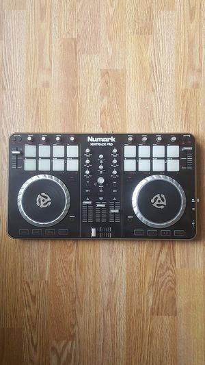 UPDATE Numark Mix Track Pro Controller - DJ Equipment for Sale in Hopedale, MA