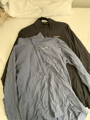 Patagonia Men's Airshed Pullover for Sale in El Cajon, CA