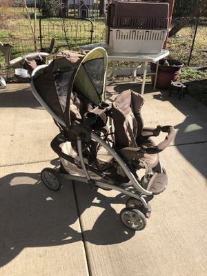 Graco double baby stroller for Sale in Lebanon, TN
