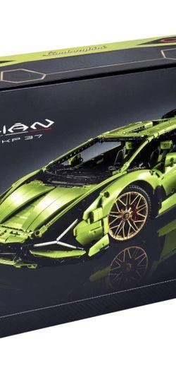 LEGO Technic Lamborghini Sián FKP 37 (42115), Model Car Building Kit for Sale in Glendale,  AZ