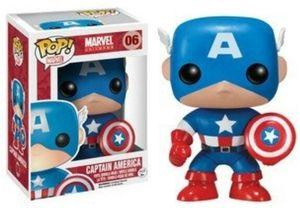 Captain America Funko Pop for Sale in Federal Way, WA