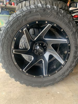 Jeep Wheels/Rims (5) for Sale in Minooka, IL