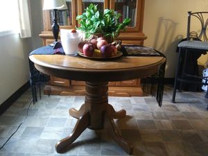 Kitchen Oak Table for Sale in Keizer, OR