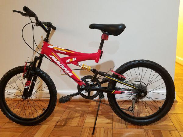 Boys bike, 18 inches