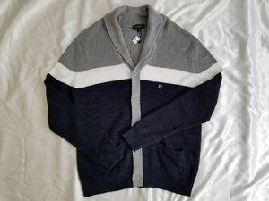 Mens Express Shawl Neck Cotton Jacket New Never Worn XXL for Sale in Las Vegas, NV
