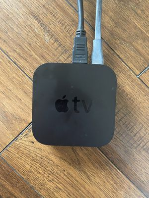 Apple TV 3rd Generation for Sale in Gig Harbor, WA