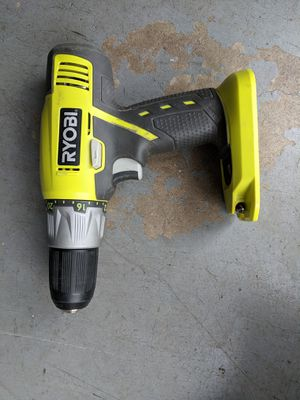 Ryobi One+ 18V Lithium Drill, Circular Saw, Rotary tool for Sale in Herndon, VA