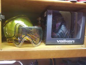 Valken paintball mask for Sale in Sterling, VA