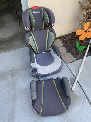 One child seat and one booster seat both for $20 for Sale in Arcadia, CA