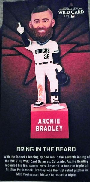 Archie talking bobblehead. For sale or trade for Sale in US