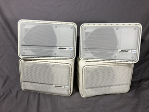 Bose Outdoor Speakers plus mounts for Sale in San Diego, CA