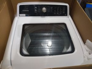 BRAND NEW FRIGIDAIRE WASHER AND DRYER for Sale in Raleigh, NC